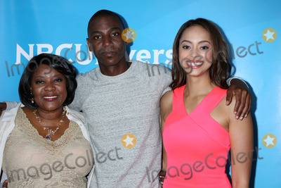 Amber Stevens-West Photo - LOS ANGELES - FEB 2  Loretta Devine Jarrod Carmichael Amber Stevens West at the NBC Universal Summer Press Day 2015 at the Huntington Langham Hotel on April 2 2015 in Pasadena CA