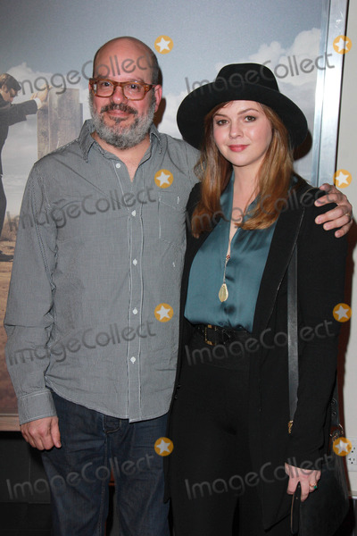Amber Tamblyn Photo - LOS ANGELES - JAN 29  David Cross Amber Tamblyn at the Better Call Saul Series Premiere Screening at a Regal 14 Theaters on January 29 2015 in Los Angeles CA