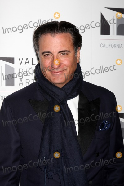Andrew Garcia Photo - LOS ANGELES - JAN 29  Andrew Garcia arrives at the Valley Performing Arts Center Opening Gala at California State University Northridge on January 29 2011 in Northridge CA