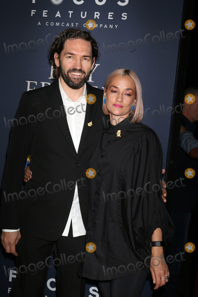 Nash Edgerton Photo - LOS ANGELES - OCT 29  Nash Edgerton Carla Ruffino at the Boy Erased Premiere at the Directors Guild of America Theater on October 29 2018 in Los Angeles CA