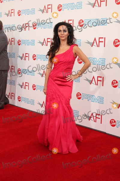 Claudia Ohana Photo - Claudia Ohana  arriving at the AFI Life Achievement Awards honoring Michael Douglas  at Sony Studios in  Culver City  CA on June 11 2009  The show airs ON TV LAND ON JULY 19 2009 AT 900PM ETPT