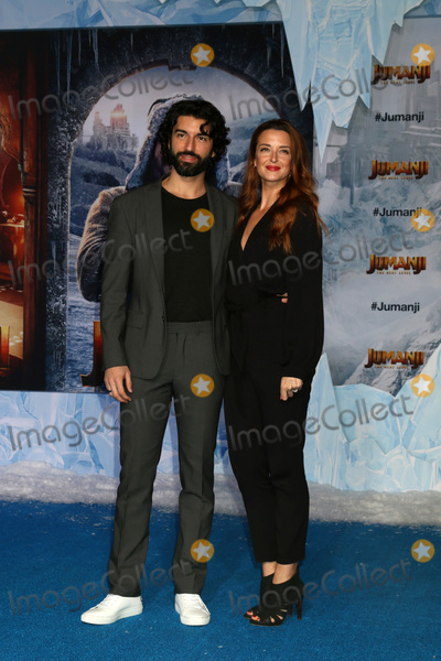 Justin Baldoni Photo - LOS ANGELES - DEC 9  Justin Baldoni Emily Baldoni at the Jumanji  The Next Level Premiere at TCL Chinese Theater IMAX on December 9 2019 in Los Angeles CA