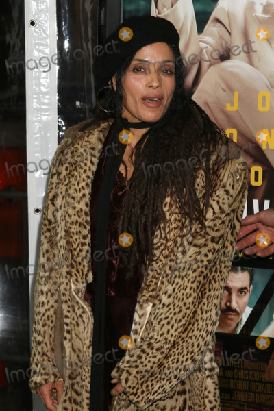 Lisa Bonet Photo - LOS ANGELES - JAN 9  Lisa Bonet at the Live By Night Premiere at TCL Chinese Theater IMAX on January 9 2017 in Los Angeles CA