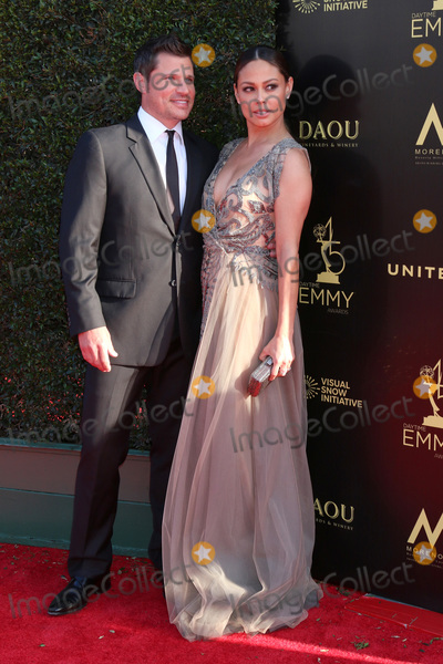 Nick Lachey Photo - LOS ANGELES - APR 27  Nick Lachey Vanessa Lachey at the 2018 Daytime Emmy Awards - Creative at Pasadena Civic Auditorium on April 27 2018 in Pasadena CA