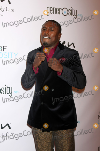 Andre Berto Photo - LOS ANGELES - DEC 5  Andre Berto at the 6th Annual Night Of Generosity at the Beverly Wilshire Hotel on December 5 2014 in Beverly Hills CA