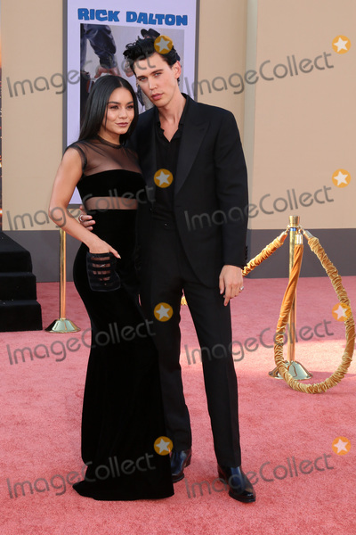 Austin Butler Photo - LOS ANGELES - JUL 22  Vanessa Hudgens Austin Butler at the Once Upon a Time in Hollywod Premiere at the TCL Chinese Theater IMAX on July 22 2019 in Los Angeles CA