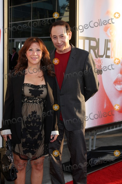 Paul Reubens- Photo - LOS ANGELES - MAY 30  Cheri Oteri Paul Reubens- arrives at the True Blood 5th Season Premiere at Cinerama Dome Theater on May 30 2012 in Los Angeles CA
