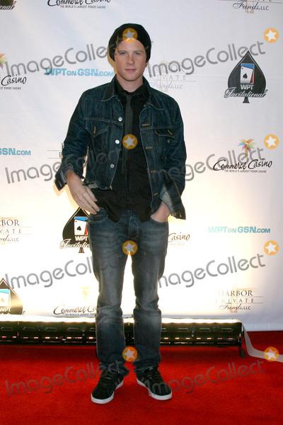 Ashton Holmes Photo - Ashton HolmesWPT Celebrity Invitational 2008 Commerce CasinoCommerce CAMarch 1 2008