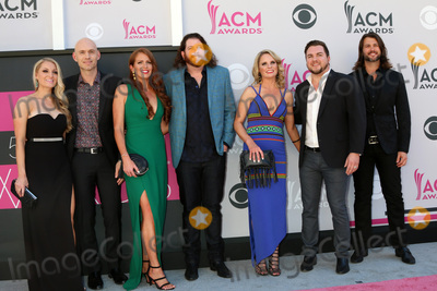 Chris Thompson Photo - LAS VEGAS - APR 2  Jon Jones James Young Mike Eli Chris Thompson Guests at the Academy of Country Music Awards 2017 at T-Mobile Arena on April 2 2017 in Las Vegas NV