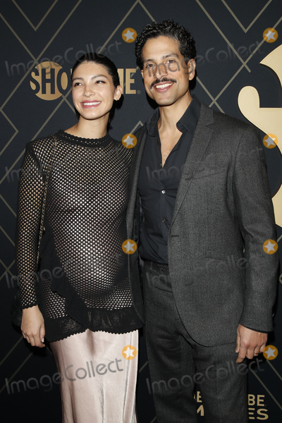 Adam Rodriguez Photo - LOS ANGELES - JAN 4  Grace Gail Adam Rodriguez at the Showtime Golden Globe Nominees Celebration at the Sunset Tower Hotel on January 4 2020 in West Hollywood CA