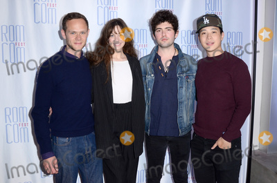 Analeigh Tipton Photo - LOS ANGELES - JUN 21  Ian Nelson Analeigh Tipton Joseph Cross Hayden Szeto at the Summer Night Screening at Rom Com Fest 2019 at the Downtown Independent Theater on June 21 2019 in Los Angeles CA
