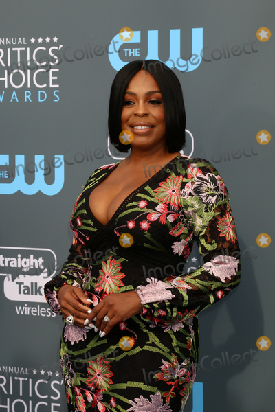 Niecy Nash Photo - LOS ANGELES - JAN 11  Niecy Nash at the 23rd Annual Critics Choice Awards at Barker Hanger on January 11 2018 in Santa Monica CA