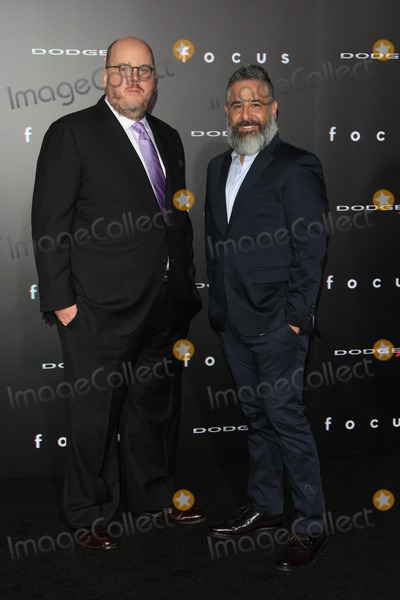 John Requa Photo - LOS ANGELES - FEB 24  John Requa Glenn Ficarra at the Focus Premiere at  TCL Chinese Theater on February 24 2015 in Los Angeles CA