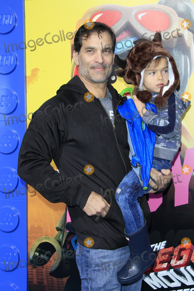 Johnathon Schaech Photo - LOS ANGELES - FEB 2  Johnathon Schaech Camden Quinn Schaech at The Lego Movie 2 The Second Part Premiere at the Village Theater on February 2 2019 in Westwood CA