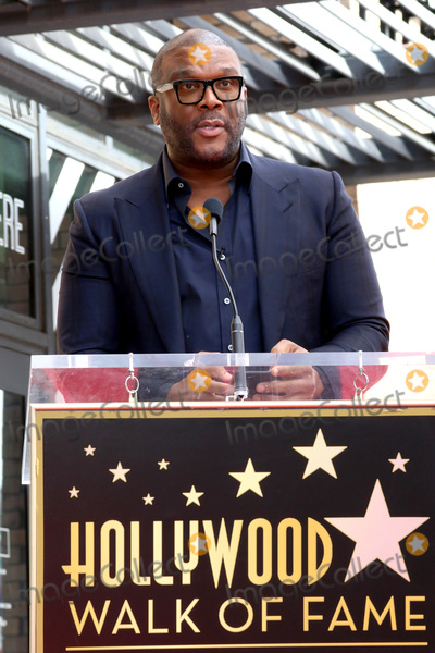 Tyler Perry Photo - LOS ANGELES - FEB 21  Tyler Perry at the Dr Phil Mc Graw Star Ceremony on the Hollywood Walk of Fame on February 21 2019 in Los Angeles CA