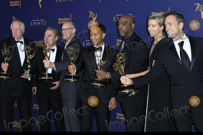 Alex Rudzinski Photo - LOS ANGELES - SEP 9  Tim Rice Andrew Lloyd Webber Neil Meron John Legend Mike Jackson Ty Stiklorius Alex Rudzinski at the 2018 Creative Arts Emmy Awards - Day 2 - Press Room at the Microsoft Theater on September 9 2018 in Los Angeles CA