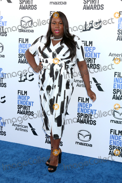 Alex Newell Photo - LOS ANGELES - FEB 8  Alex Newell at the 2020 Film Independent Spirit Awards at the Beach on February 8 2020 in Santa Monica CA