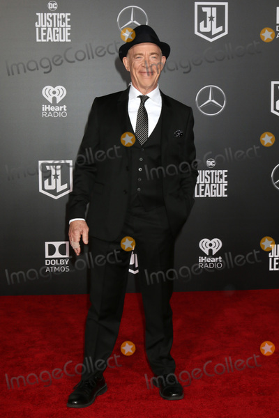 J K Simmons Photo - LOS ANGELES - NOV 13  J K Simmons at the World Premiere of Justice League at Dolby Theater on November 13 2017 in Los Angeles CA