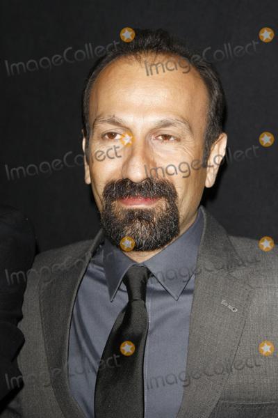 Asghar Farhadi Photo - LOS ANGELES - JAN 13  Asghar Farhadi at the 37th Los Angeles Film Critics Association Awards at the InterContinental Hotel on January 13 2012 in Century City CA