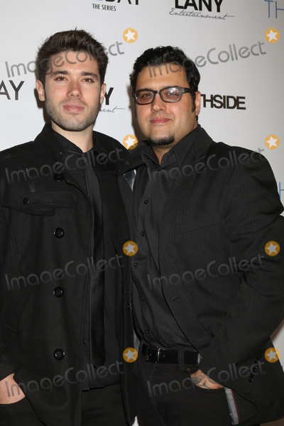 Andrew Gregory Photo - LOS ANGELES - MAR 10  Kristos Andrews Gregori J Martin at the 5th Annual LANY Entertainment Mixer at the Saint Felix on March 10 2016 in Los Angeles CA