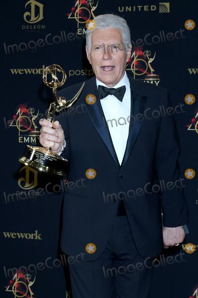 Alex Trebek Photo - LOS ANGELES - MAY 5  Alex Trebek at the 2019  Daytime Emmy Awards at Pasadena Convention Center on May 5 2019 in Pasadena CA
