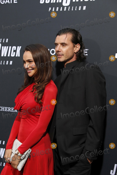Gavin Rossdale Photo - LOS ANGELES - MAY 15  Natalie Golba Gavin Rossdale at the John Wick Chapter 3 Parabellum Los Angeles Premiere at the TCL Chinese Theater IMAX on May 15 2019 in Los Angeles CA