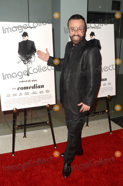 Yakov Smirnoff Photo - LOS ANGELES - JAN 27  Yakov Smirnoff at the The Comedian Los Angeles Premiere at Pacific Design Center on January 27 2017 in West Hollywood CA