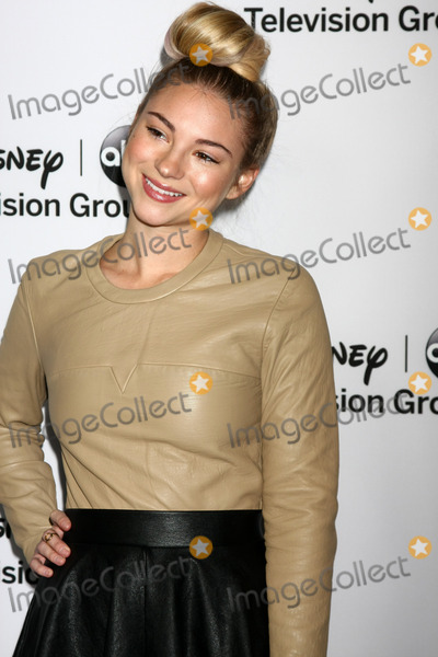 Allie Gonino Photo - LOS ANGELES - JAN 10  Allie Gonino attends the ABC TCA Winter 2013 Party at Langham Huntington Hotel on January 10 2013 in Pasadena CA