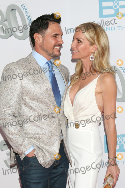 Don Diamont Photo - LOS ANGELES - MAR 18  Don Diamont Cindy Ambuehl at the The Bold and The Beautiful 30th Anniversary Party at Cliftons Downtown on March 18 2017 in Los Angeles CA