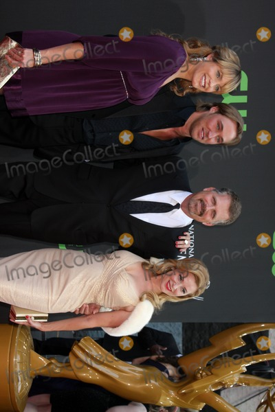 Arianne Zucker Photo - Arianne Zucker Kyle Lowder Robert Newman  Cady McClain  arriving at the Daytime Emmys at the Orpheum Theater in  Los Angeles CA on August 30 2009