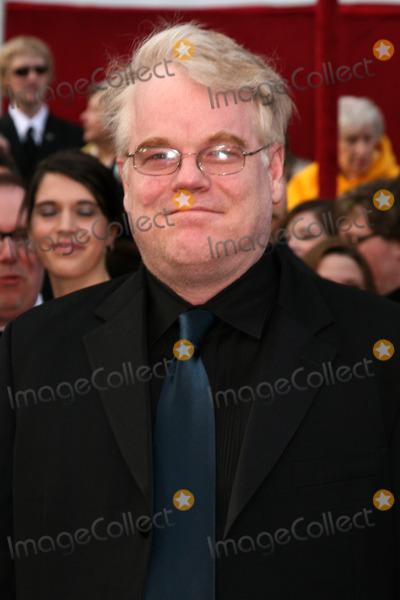 Phillip Seymour Hoffman Photo - Phillip Seymour Hoffman80th Academy Awards ( Oscars)Kodak TheaterLos Angeles CAFebruary 24 2008