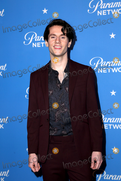 James Scully Photo - LOS ANGELES - JAN 18  James Scully at the Paramount Network Launch Party at the Sunset Tower on January 18 2018 in West Hollywood CA