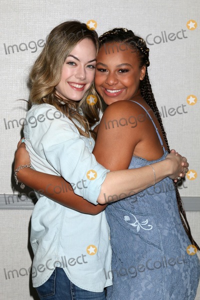 Annika Noelle Photo - LOS ANGELES - JUN 22  Annika Noelle Nia Sioux at the Bold and the Beautiful Fan Club Luncheon at the Marriott Burbank Convention Center on June 22 2019 in Burbank CA