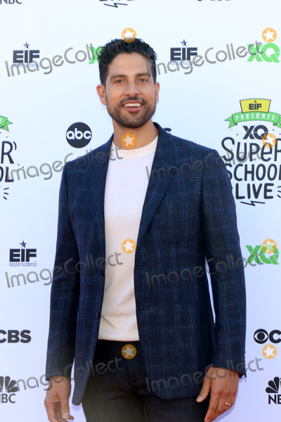 Adam Rodriguez Photo - LOS ANGELES - SEP 8  Adam Rodriguez at the EIF Presents XQ Super School Live at the Barker Hanger on September 8 2017 in Santa Monica CA