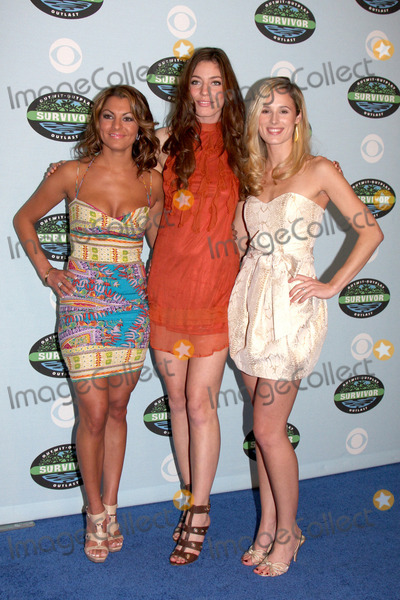 Amanda Kimmel Photo - Stephenie LaGrossa Amanda Kimmel and Candice Woodcockarrivng at the Survivor 10 Year Anniverary Party CBS Television CItyLos Angeles CAJanuary 9 2010