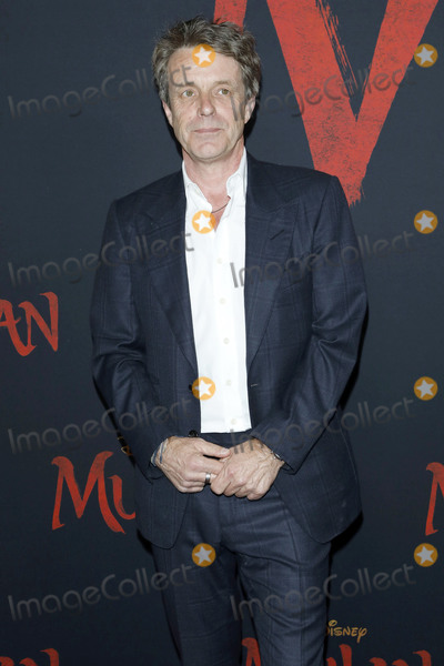Harry Gregson Williams Photo - LOS ANGELES - MAR 9  Harry Gregson-Williams at the Mulan Premiere at the Dolby Theater on March 9 2020 in Los Angeles CA