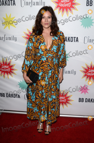 Yael Stone Photo - LOS ANGELES - AUG 21  Yael Stone at the Antibirth Los Angeles Premiere at the Cinefamily Theater on August 21 2016 in Los Angeles CA