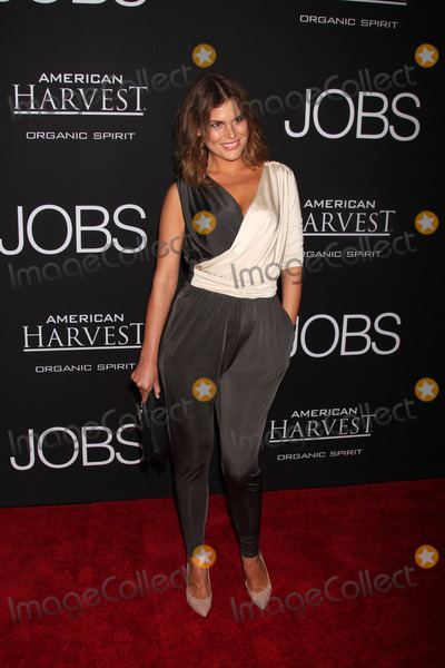Rosalind Lipsett Photo - LOS ANGELES - AUG 13  Rosalind Lipsett at the JOBS Los Angeles Screening at the Regal 14 Theaters on August 13 2013 in Los Angeles CA