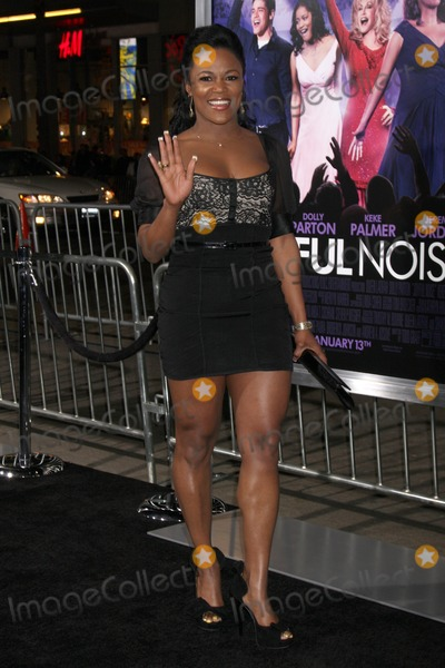 Dequina Moore Photo - LOS ANGELES - JAN 9  Dequina Moore arrives at theJoyful Noise Premiere at Graumans Chinese Theater on January 9 2012 in Los Angeles CA