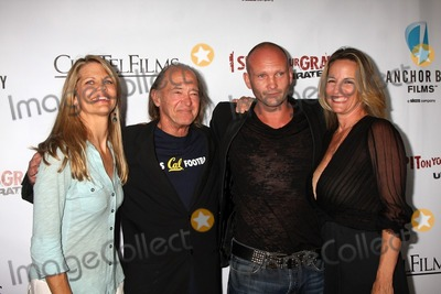 Andrew Howard Photo - LOS ANGELES - SEP 29  Lisa Hansen Tracey Walter Andrew Howard  guest arrives at the I Spit on Your Grave Premiere at Mann Chinese 6 Theaters - Hollywood  Highland on September 29 2010 in Los Angeles CA