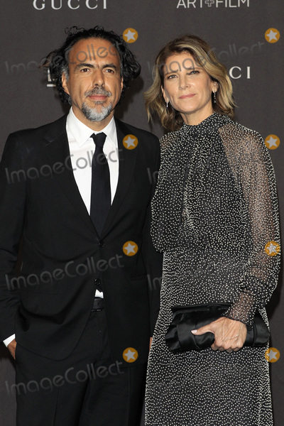 Alejandro Gonzalez Inarritu Photo - LOS ANGELES - NOV 3  Alejandro Gonzalez Inarritu Maria Eladia Gonzalez at the 2018 LACMA Art and Film Gala at the Los Angeles County Musem of Art on November 3 2018 in Los Angeles CA