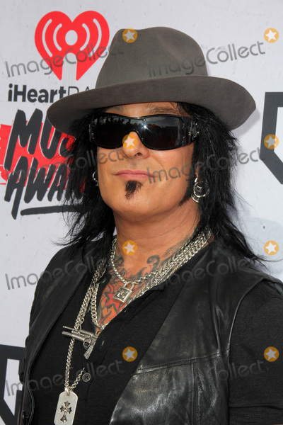 Nikki Sixx Photo - LOS ANGELES - APR 3  Nikki Sixx at the iHeart Radio Music Awards 2016 Arrivals at the The Forum on April 3 2016 in Inglewood CA