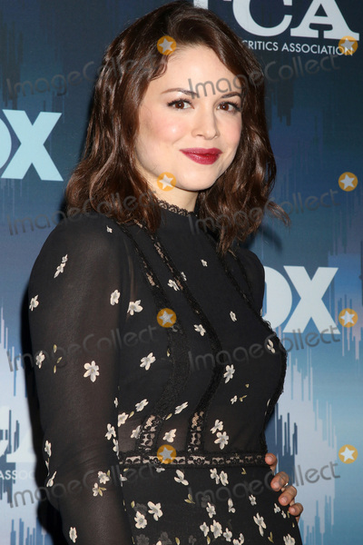 Conor Leslie Photo - LOS ANGELES - JAN 11  Conor Leslie at the FOX TV TCA Winter 2017 All-Star Party at Langham Hotel on January 11 2017 in Pasadena CA