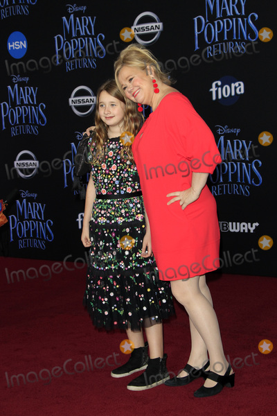 Caroline Rhea Photo - LOS ANGELES - NOV 29  Caroline Rhea Ava Rhea Economopoulos at the Mary Poppins Returns Premiere at the El Capitan Theatre on November 29 2018 in Los Angeles CA