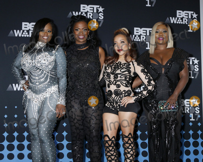 Tameka Cottle Photo - LOS ANGELES - JUN 25  Tamika Scott Kandi Burruss Tameka Cottle LaTocha Scott Xscape at the 2017 BET Awards - Press Room at the Microsoft Theater on June 25 2017 in Los Angeles CA