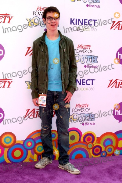 Alexander Gould Photo - LOS ANGELES - OCT 24  Alexander Gould arrives at the Variety Power of Youth Event 2010 at Paramount Studios on October 24 2010 in Los Angeles CA