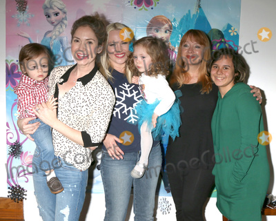 Andrea Evans Photo - LOS ANGELES - NOV 26  Hayden Joel Henricks Ashley Jones Adrienne Frantz Amelie Bailey Andrea Evans Kylie Lyn Rodriguez at the Amelie Bailey 2nd Birthday Party at Private Residence on November 26 2017 in Studio City CA
