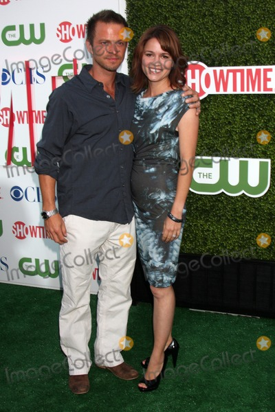 Anna Belknap Photo - LOS ANGELES - JUL 28  Carmine Giovinazzo   Anna Belknap arrives at the 2010 CBS The CW Showtime Summer Press Tour Party  at The Tent Adjacent to Beverly Hilton Hotel on July28 2010 in Beverly Hills CA