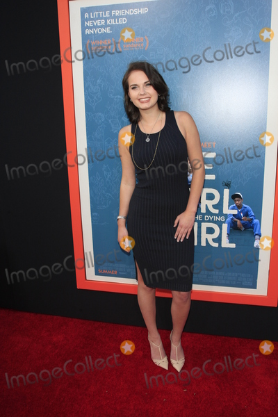 Arden Rose Photo - LOS ANGELES - JUN 3  Arden Rose at the Me And Earl And The Dying Girl LA Premiere  at the Harmony Gold Theatre on June 3 2015 in Los Angeles CA