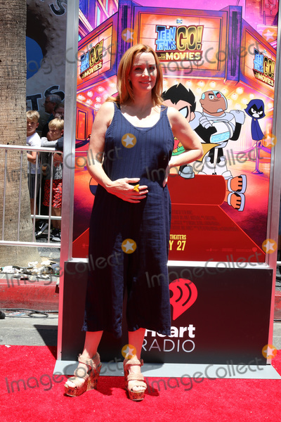 Annie Wersching Photo - LOS ANGELES - JUL 22  Annie Wersching at the Teen Titans Go To the Movies Premiere on the TCL Chinese Theater IMAX on July 22 2018 in Los Angeles CA